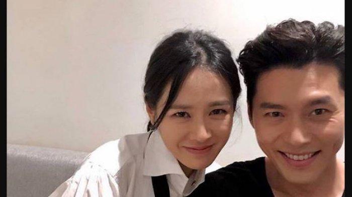 Terungkap, Hyun Bin dan Son Ye Jin, Bintang Drakor Crash Landing On You Resmi Berpacaran