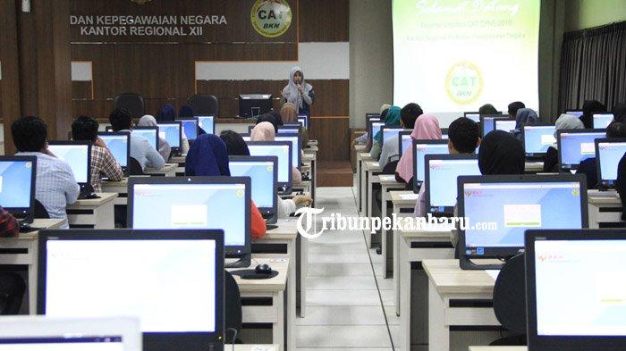 Pelamar Kesulitan Akses sscn.bkn.go.id CPNS 2018, Kepala BKPP Rohul: Teruslah Mencoba