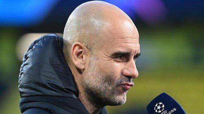 LIVE Final Liga Champions, Man City vs Chelsea, Jejak Sejarah Pep Guardiola