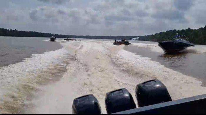 Bea Cukai Akui Lepaskan Tembakan Peringatan Saat Penangkapan Rokok Ilegal di Perairan Inhil Riau