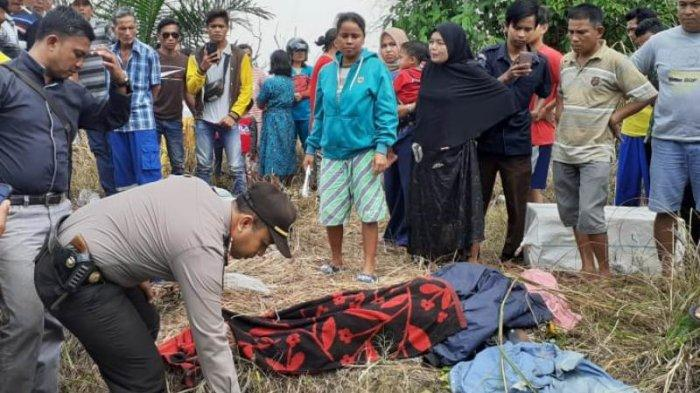 Ada Dua Warga Kuansing Riau Meninggal Dunia di Lakalantas Bus PMTOH