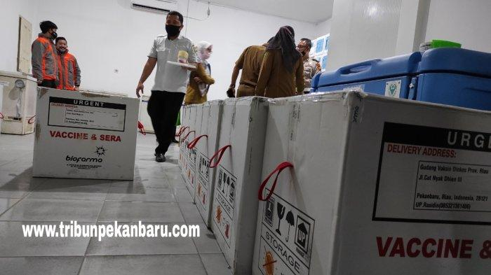 BELUM Tahu Kapan Vaksin Covid-19 Tiba di Kuansing,Bupati Siap Jadi yang Pertama