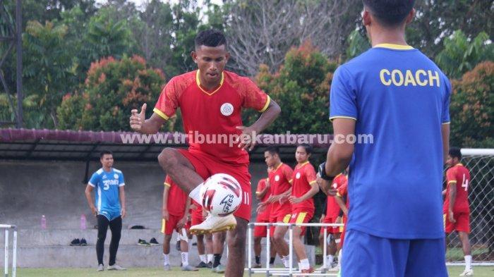 AA Tiga Naga Tetap Latihan Meski Liga 2 Diundur Hingga Akhir Agustus 2021
