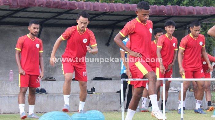 KS Tiga Naga Pastikan Gelar Ujicoba Tim Sebelum Kick Off Liga 2, Pemain Sudah Siap Tempur