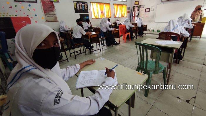 Sah, Sekolah Tatap Muka Senin 4 Januari Diundur, Hanya Belajar Daring, Ini Harapan DPRD Pekanbaru