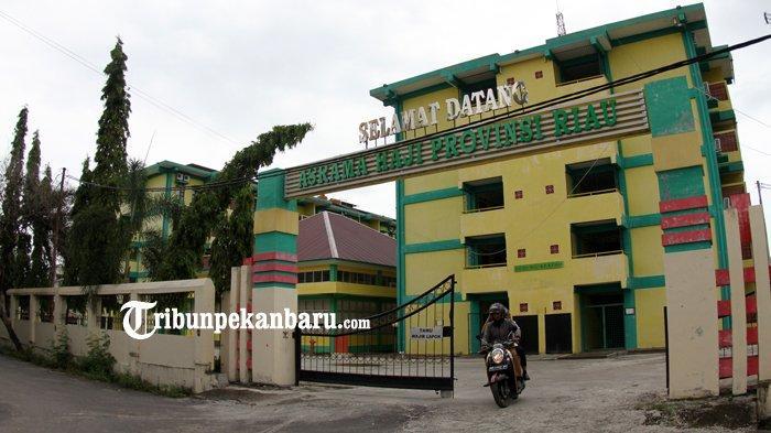 Daya Tampung Terbatas, Tak Seluruh CJH Riau Dapat Menginap di Embarkasi Haji Antara di Pekanbaru