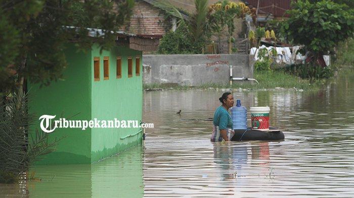 Ratusan Kuburan Terendam Banjir di Dua TPU, Ini Lokasinya