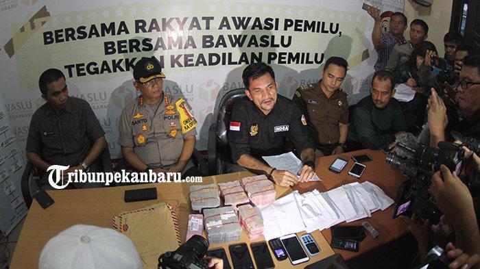 Caleg Terpilih DPRD Riau Dilaporkan ke Polisi Dugaan Suap KPPS, Bawaslu Pekanbaru: Sudah Tepat Itu