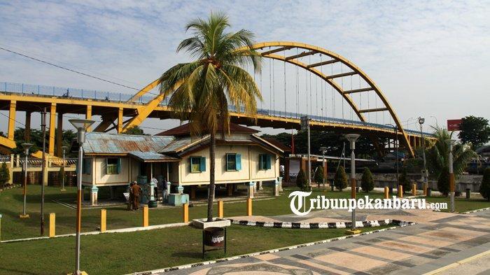 PSBB Berakhir, Pekanbaru Heritage Walk Belum Pastikan Kapan Event Pariwisata Berlanjut
