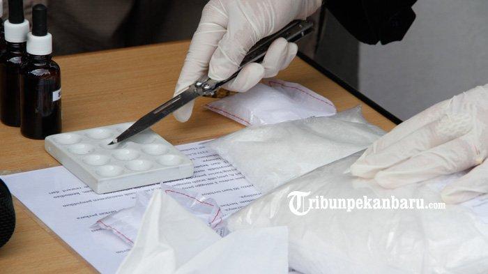 Ternyata Sudah Disidangkan, Kasus Penyelundupan Sabu 10 Kg dan 30.566 Butir Ekstasi di Dumai Riau