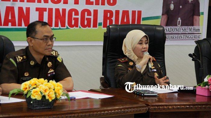 Ditarik Jadi Jaksa Fungsional di Kejagung, Pejabat Kajari Rohul Berganti, Ini Kata Kajati Riau