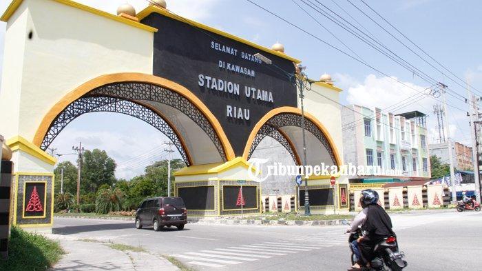 BOLA LOKAL: Pemakaian 2 Stadion Untuk Liga 2, Dispora Riau Tunggu Surat Resmi Dari PSPS Riau