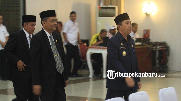 Gubernur Syamsuar Panggil Tiga Peserta yang Lulus Seleksi Calon Sekdaprov Riau