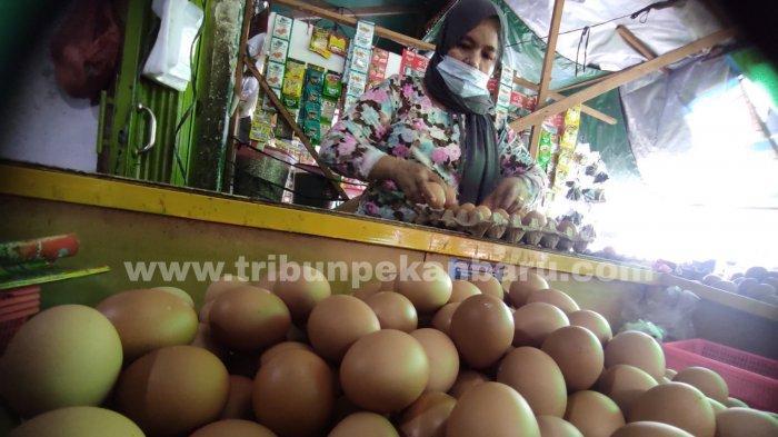 FOTO: Harga Telur Ayam di Pekanbaru Turun - foto_harga_telur_ayam_di_pekanbaru_turun_3.jpg