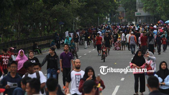 Bangkitkan Sektor Wisata dan Perekonomian, Pemkab Inhu Riau Gelar CFD di Rengat tanggal 7 April 2019