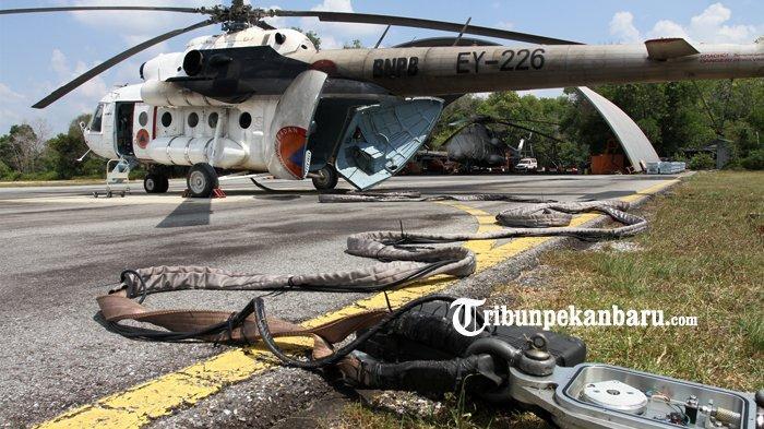 Sebelum Ditemukan Tewas, WN Rusia Kru Helikopter Water Bombing Sempat Keluhkan Hal Ini ke Rekannya