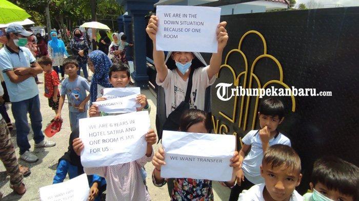 Perilaku Imigran Resahkan Warga di Pekanbaru, Anggota DPRD Riau Terima Laporan Perilaku Aneh Imigran