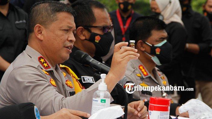 Kapolda Riau, Irjen Agung Setya Imam Effendi