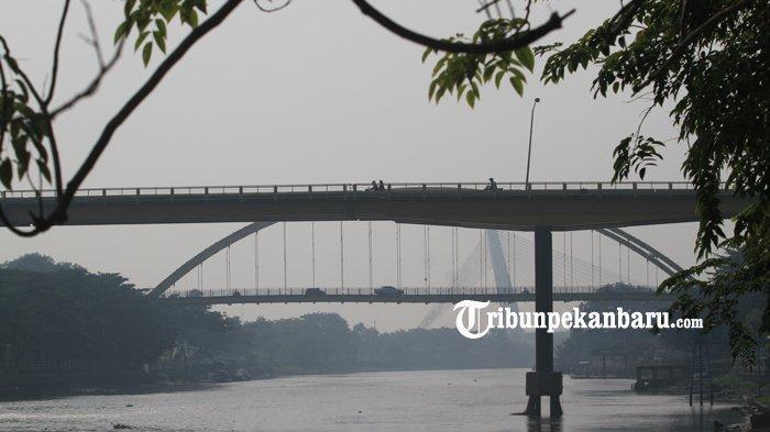 Empat Sungai Besar di Riau Mulai Dangkal, Gubernur Riau Syamsuar Mengadu ke Kementrian PUPR