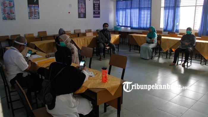 DPRD Pekenbaru Ingatkan Disdik PPDB 2021 Jangan Sampai Ada Masalah, Prioritaskan Warga Miskin