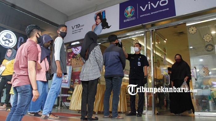 Pusat Perbelanjaan Terpaksa Rumahkan Karyawan Selama PPKM Level 4 di Pekanbaru