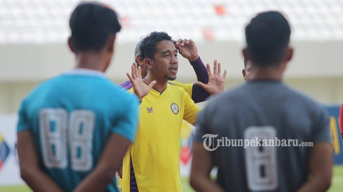 Skuad KS Tiga Dalam Kondisi Prima, Bisa Diturunkan Lawan PSPS di Derby Riau Liga 2 2021