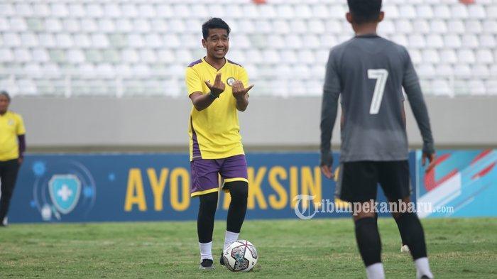 Kalah Telak dari PSPS Riau dalam Derby Jelang Liga 2, KS Tiga Naga Salahkan Wasit