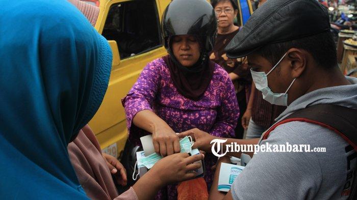 Harga Sekotak Masker di Indonesia Melebihi Harga Satu Gram Emas, Langsung Dapat Sorotan Media Asing