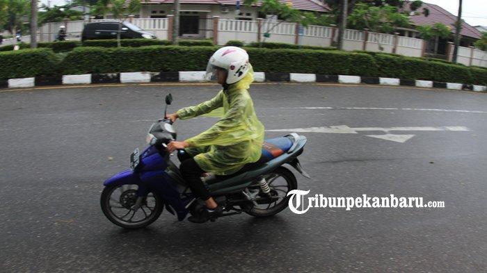 Prakiraan Cuaca BMKG Pekanbaru Hujan Masih Guyur Sebagian Wilayah Riau Hari Ini Senin 30 Desember