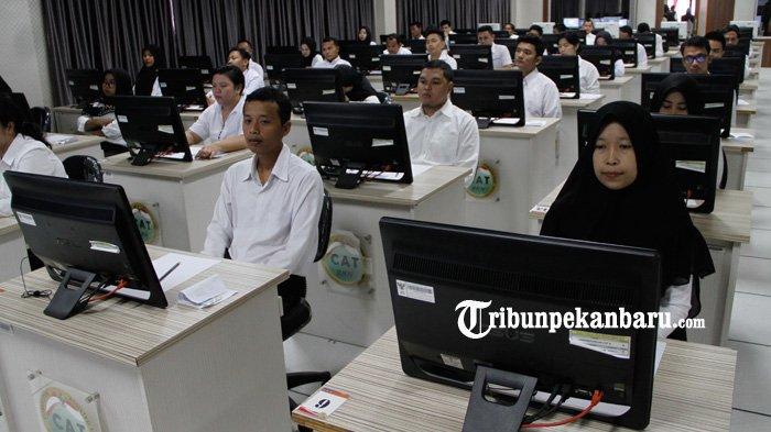 Kapan Jadwal SKB CPNS 2019 Pemko Pekanbaru? Ini JawabanPlt Kepala BKPSDM Kota