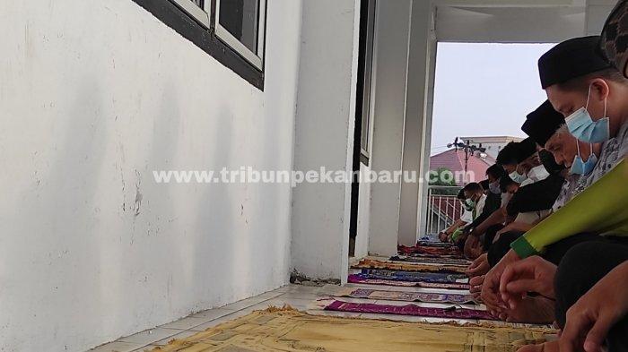 Kelurahan Zona Hijau dan Kuning di Pekanbaru Salat Idul Adha di Masjid, Ini Kata Kanwil Kemenag Riau