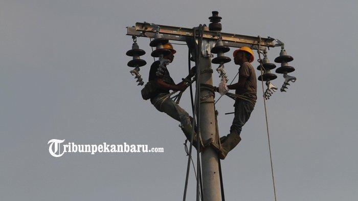 Kabel Trafo PLN di Rokan Hulu Belasan Kali Dicuri Selama 2019