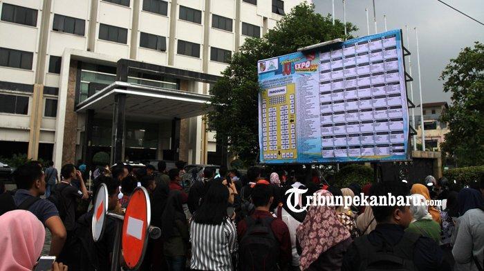 Hampir 50 Ribu Orang Pengangguran di Pekanbaru, Penyebab Utamanya Lulusan Sekolah Tiap Tahun Banyak