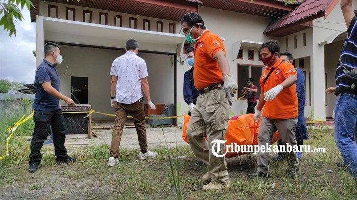 Pegawai Pengadilan Tinggi Agama Korban yang Hangus Terbakar di Pekanbaru, Baik dan Sering Main Tenis