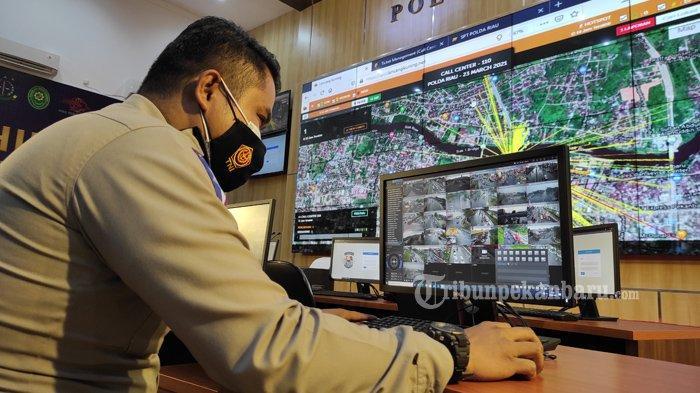 FOTO: Pemberlakuan Sistem Tilang Elektronik di Pekanbaru - foto_penerapan_sistem_tilang_elektronik_di_pekanbaru_1.jpg