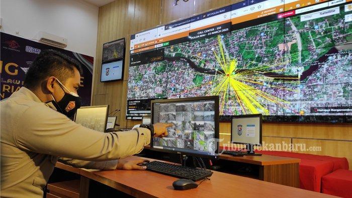 FOTO: Pemberlakuan Sistem Tilang Elektronik di Pekanbaru - foto_penerapan_sistem_tilang_elektronik_di_pekanbaru_3.jpg