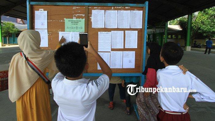 Anggota DPRD Pekanbaru: Kemana Anggaran Pendidikan yang Besar, Kok Bangunan SMPN Kurang