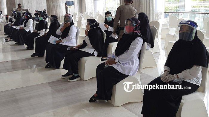 Besok Hari Terakhir SKD Formasi Guru PPPK Pemko Pekanbaru