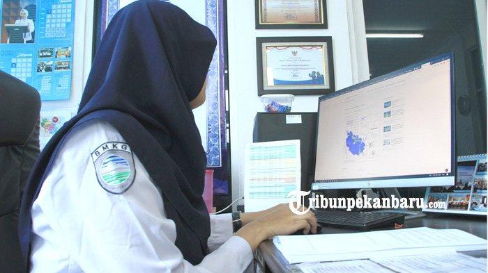 Terpantau 20 Titik Panas di Riau, Suhu Udara Hari Ini Selasa (25/2) Mencapai 34 Derajat