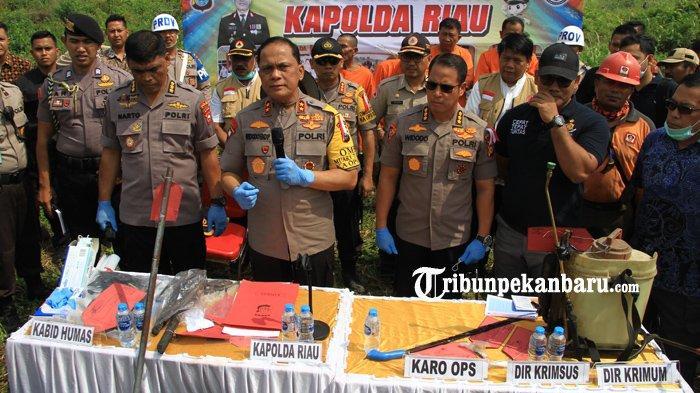 FOTO: Polda Riau Tetapkan Satu Perusahaan Sebagai Tersangka Kasus Kebakaran Hutan - foto_polda_riau_tetapkan_satu_perusahaan_sebagai_tersangka_kasus_kebakaran_hutan_2.jpg