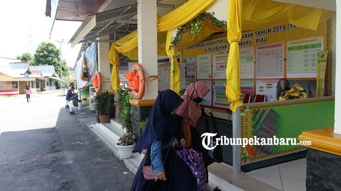 FOTO: Posko Terpadu Angkutan Laut di Pelabuhan Sungai Duku Pekanbaru - foto_posko_terpadu_angkutan_laut_di_pelabuhan_sungai_duku_pekanbaru_3.jpg