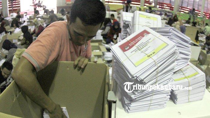 KPU Berharap MK Segera Putus Uji Materi UU Pemilu Terkait Pencetakan Surat Suara