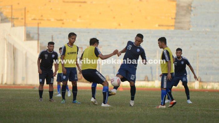 Pemain PSPS Riau Tetap Latihan, Nggak Berpengaruh Liga 2021 Diundur