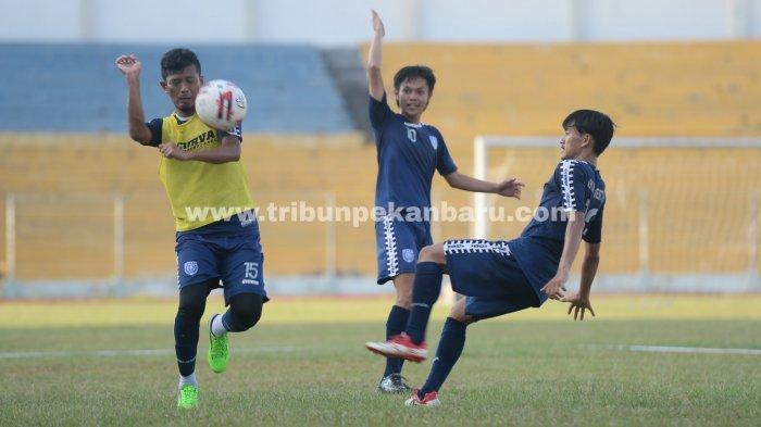 Manajemen PSPS Riau Sudah Teken Kontrak Pemain Musim Liga 2 2021, Ini Daftarnya