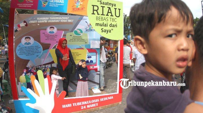 Lebih Ganas dari Covid-19, Kadiskes Riau Ingatkan Warga Soal Bahaya Penyakit TBC