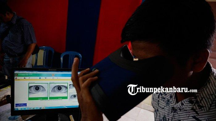 TERNYATA Alat Perekam e-KTP di Seluruh Kecamatan di Pelalawan Belum Berfungsi