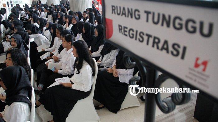 Enam Penyandang Difabel Ikut SKD CPNS 2019 Pekanbaru, Rubi Berharap Bisa Lulus