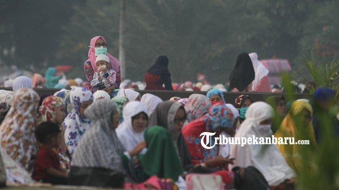 Salat Ied di Rumah, Anggota DPRD Pekanbaru: Warga Harus Patuhi Aturan Pemerintah
