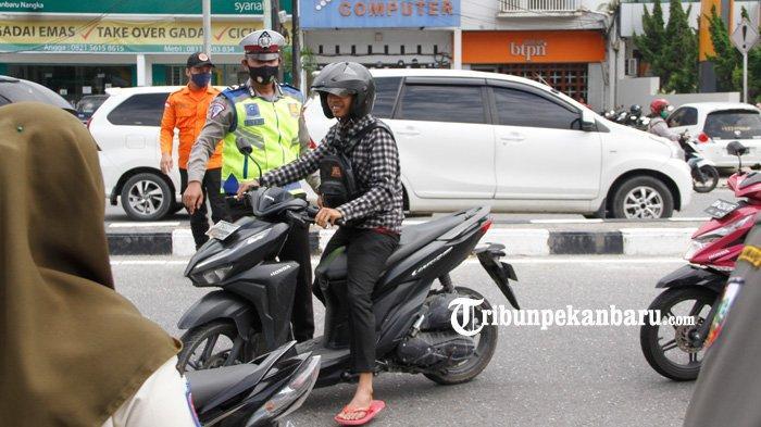 PPKM Mikro di Pekanbaru, Tidak Seluruh Kawasan Diberlakukan, Hanya di Sini