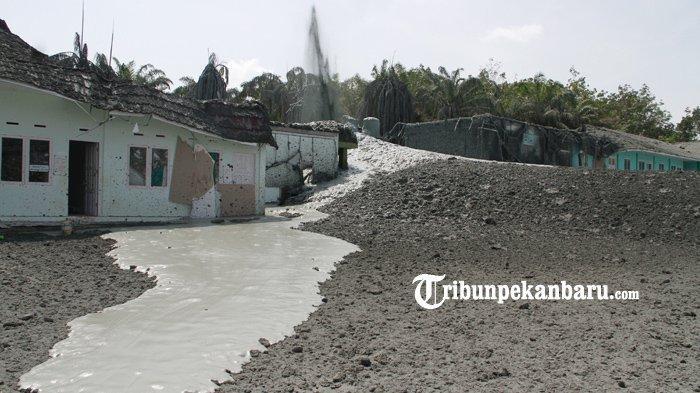 Sebut Tergolong Bencana, Wali Kota Pekanbaru Imbau Masyarakat Jauhi Lokasi Semburan Gas